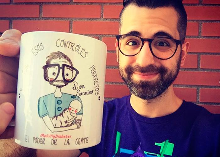 Don Sacarino en SocialDiabetes