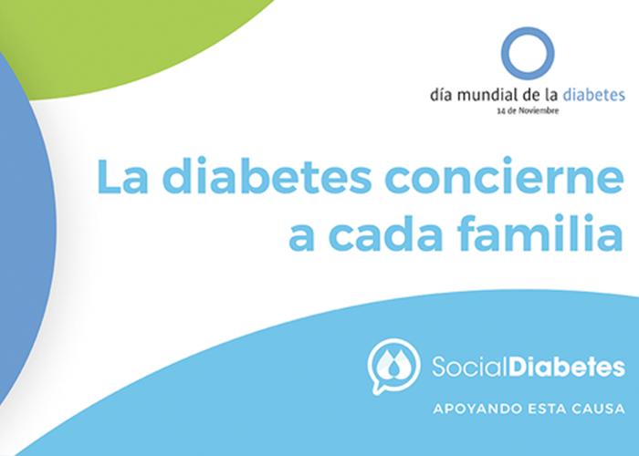 Paquete de día de diabetes del 14 de noviembre