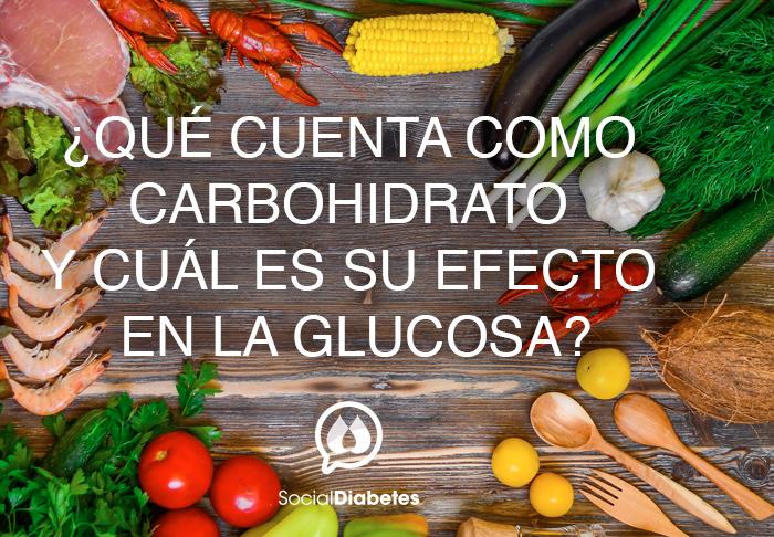 Qué alimentos tienen carbohidratos y su efecto