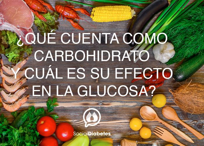 Todos los alimentos que contienen carbohidratos