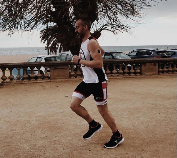 Alex Seijo, deportista con diabetes #hastalametacondiabetes