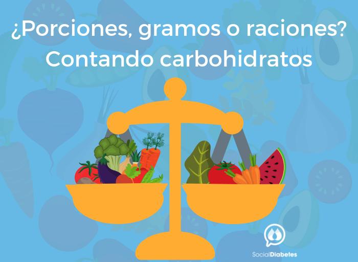 Contando carbohidratos. App para diabetes SocialDiabetes